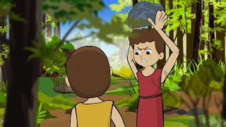 Cain And Abel | Animated Kids Bible | Latest Bible Stories For Kids HD