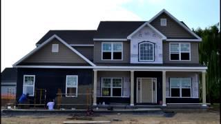 House 62 Construction Time Lapse