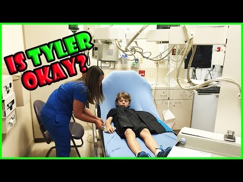Xxx Mp4 TYLER ENDS UP IN THE HOSPITAL We Are The Davises 3gp Sex