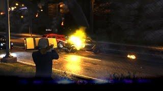 Ze openen de aanval op ons! - Premie Jagers - Noway & KillaJ (GTA 5 Online)