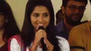 Gokul Suresh Gopi & Arthana Vijayakumar Sherd New film Mudhugavu