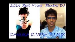 SRI LANKA  BEST ELECTRONIC DJ MIX DANUKA DINESH