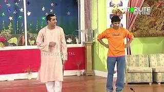 Zafri Khan and Sakhawat Naz New Pakistani Stage Drama Full Comedy Funny Clip