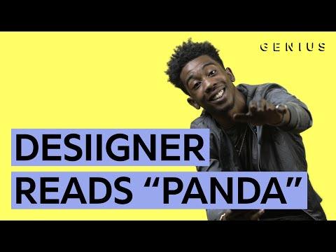 Xxx Mp4 Panda Desiigner Reads All The Lyrics 3gp Sex