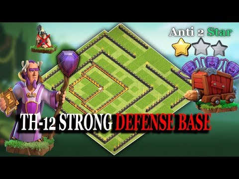 Xxx Mp4 Unbeatable Th12 Legend Strong Defense Base 2018 Anti 1 Star Anti 2 Star 3gp Sex