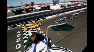IndyCar Series 2018 round 16 Grand Prix of Sonoma RACE