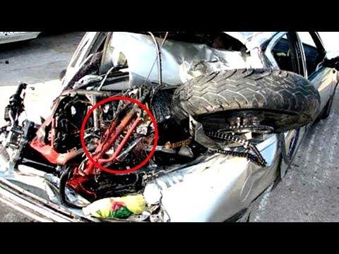Hectic Road Bike Crashes & Motorcycle Mishaps 2018 Ep. 76