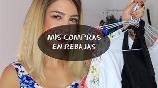 HAUL de REBAJAS (ropa) I Myriam Viudes