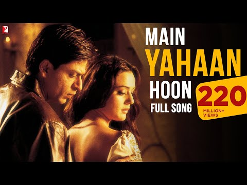 Xxx Mp4 Main Yahaan Hoon Full Song Veer Zaara Shah Rukh Khan Preity Zinta Udit Narayan 3gp Sex