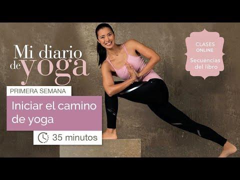 Xxx Mp4 Mi Diario De Yoga Semana 1 35 Minutos 3gp Sex