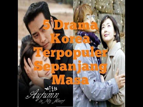 5 Drama Korea Terpopuler Sepanjang Masa