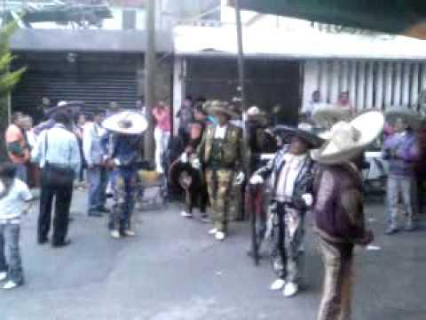carnaval de santiago acahualtepec 2012