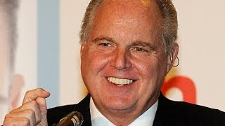 Rush Limbaugh: Deaf, Dumb And Colorblind?