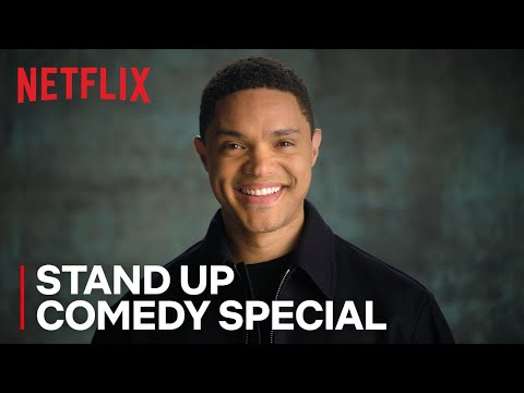 Trevor Noah: Son of Patricia   Stand-up Special Promo [HD]   Netflix