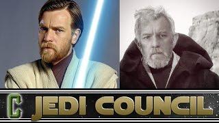 Collider Jedi Council - Obi-Wan In Star Wars Episode 8?