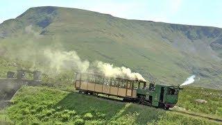 Snowdon Mountain Railway - 14.6.17