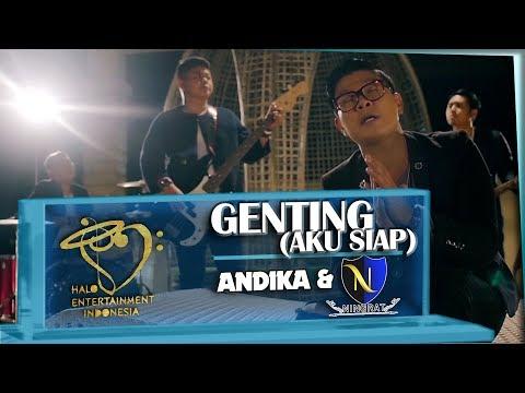 ANDIKA MAHESA KANGEN BAND & D'NINGRAT - GENTING (AKU SIAP) - OFFICIAL MUSIC VIDEO