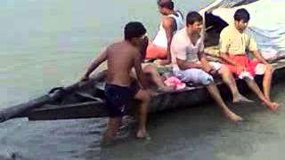 bengali movie chander pahar shooting actor dev in najhat ,northth 24 pags.