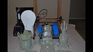 Creality3D CR-10 Final Thoughts - A Tabletop Gaming Perspective