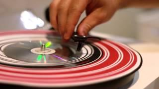 Yonatan Gat - CD/Record Hybrid