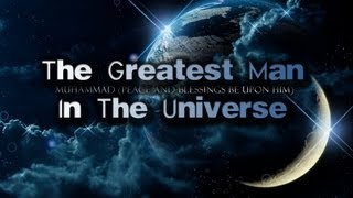 The Greatest Man In The Universe!