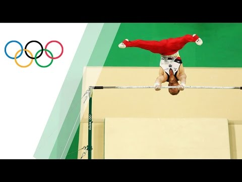 Rio Replay: Men's Horizontal Bar Final