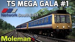 Train Simulator Mega Gala! #1 | Network SouthEast