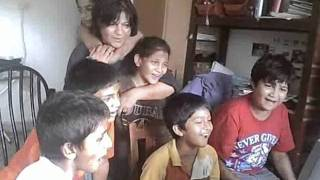 Family Karaoke.wmv