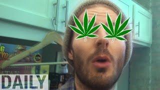Smoking Marijuana (FND Dailies)