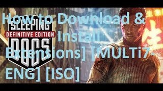 How to Download Sleeping Dogs: Definitive Edition 2018 full free for PC (easy way)