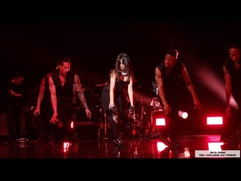 Camila Cabello - Sangria Wine (New Unreleased) (Never Be The Same Tour, Vancouver)