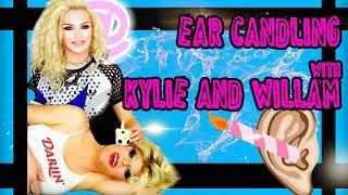 OOOH NURSE: Ear Candling w/ Kylie & Willam