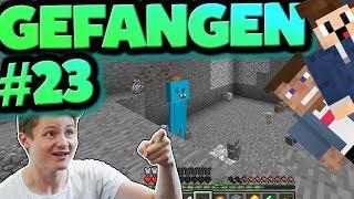 Ich versuche mein 7 Jahre altes Video nachzumachen | Minecraft Gefangen #23 | Logo & Felix