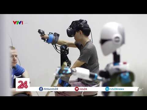 Xxx Mp4 Có Gì ở Hội Nghị Robot Thế Giới Tại Nhật Bản VTV24 3gp Sex