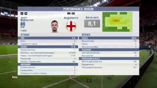 PS4 FIFA 18 World Cup Russia 2018 Tunisia Road To Glory [HD]