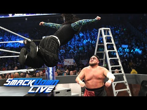 Xxx Mp4 Jeff Hardy Amp Rusev Vs Shinsuke Nakamura Amp Samoa Joe SmackDown LIVE Dec 11 2018 3gp Sex