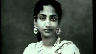 Geeta Dutt : Zindagi fasana hai - Baaghi Sardaar (1956)