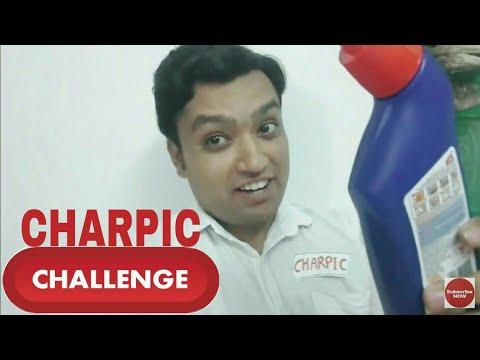 Harpic advertisement - Indian TV  ad vs reality