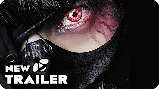 TOKYO GHOUL Trailer (2017) Live Action Movie