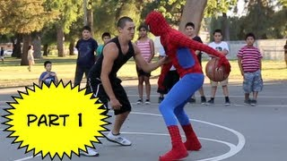 Spiderman Basketball Episode 1