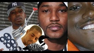 Dipset 40 Cal EXPOSES MASE AND LOON, Alludes to Cam'ron Mase Problems, GOT AT LOON WITH SHOVEL!