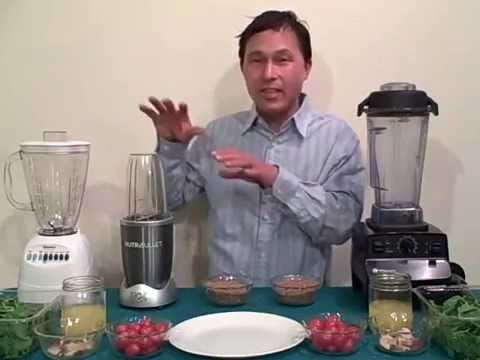 NutriBullet vs Vitamix Review Which Is Best See for Yourself