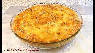 Kaşar peynirli kolay börek tarifi - Nedret Hanım Mutfakta [HD]