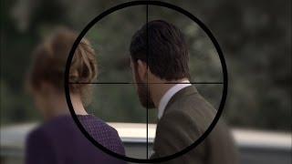 Augusto intenta matar a Diego y Valeria