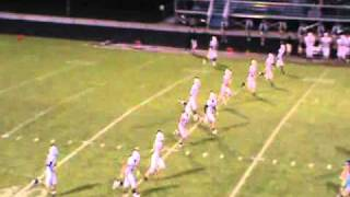 Austin Hanzlik #4; Kicker; Class of 2011