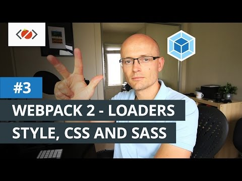 Webpack 2 - Style, CSS and Sass loaders