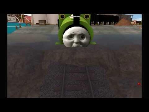 Thomas Trainz Remake Percy Takes The Plunge