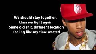 Love Game   Tyga Lyrics HD