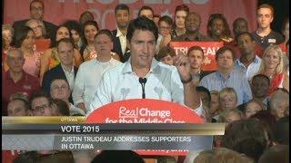 Trudeau Makes The Case For Why He Should Not Be Re-Elected