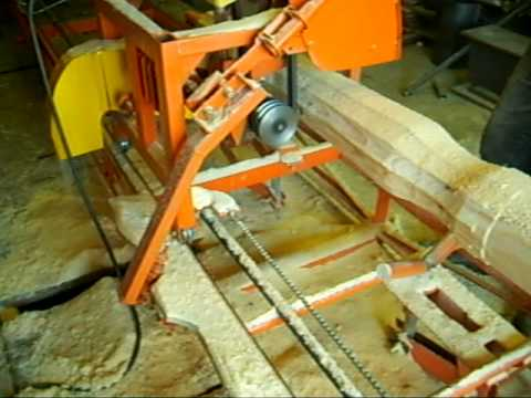 Оцили� дровка дерева